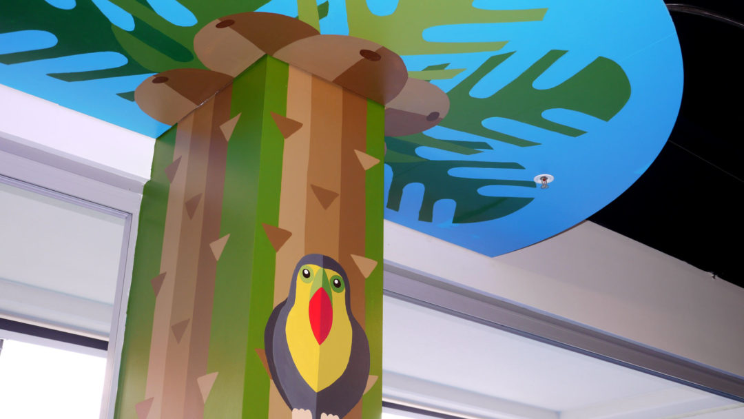 Child Care Centre Murals – Little Bees