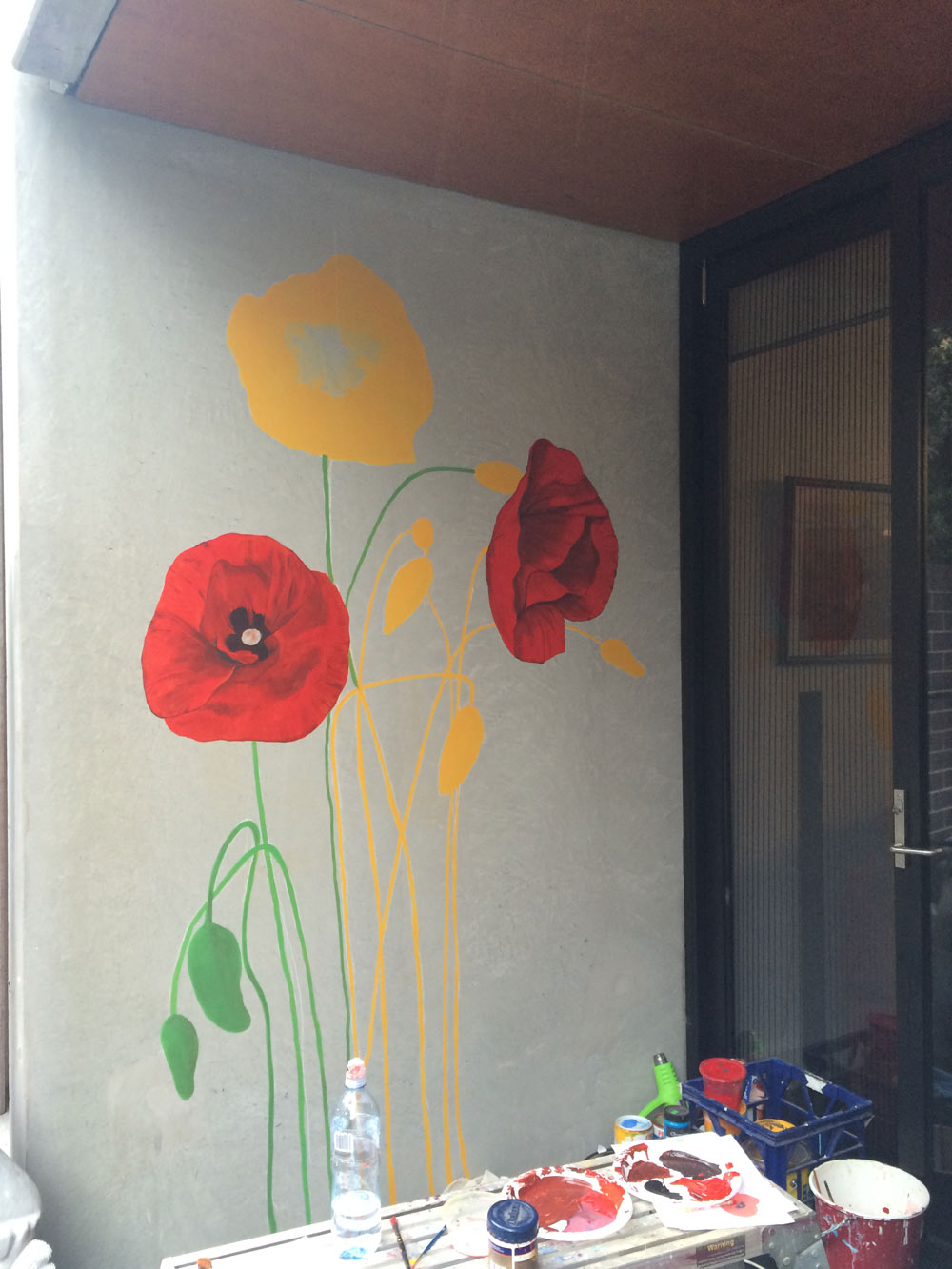 the-art-of-wall-poppy-mural-residential2