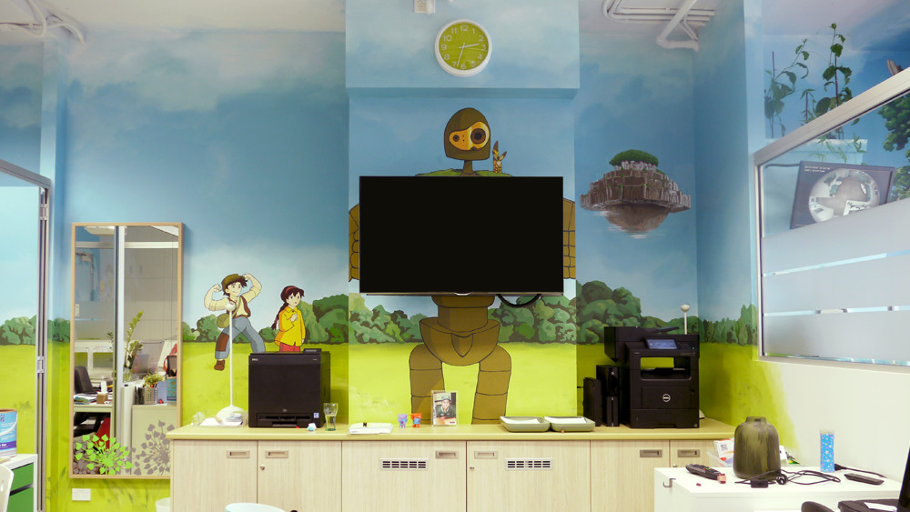the-art-of-wall-studio-ghibli-laputa-mural3