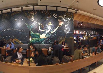 Starbucks Parramatta