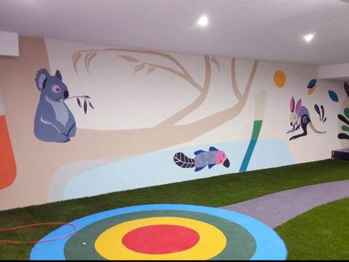 Child Care Murals – The Children's Spot