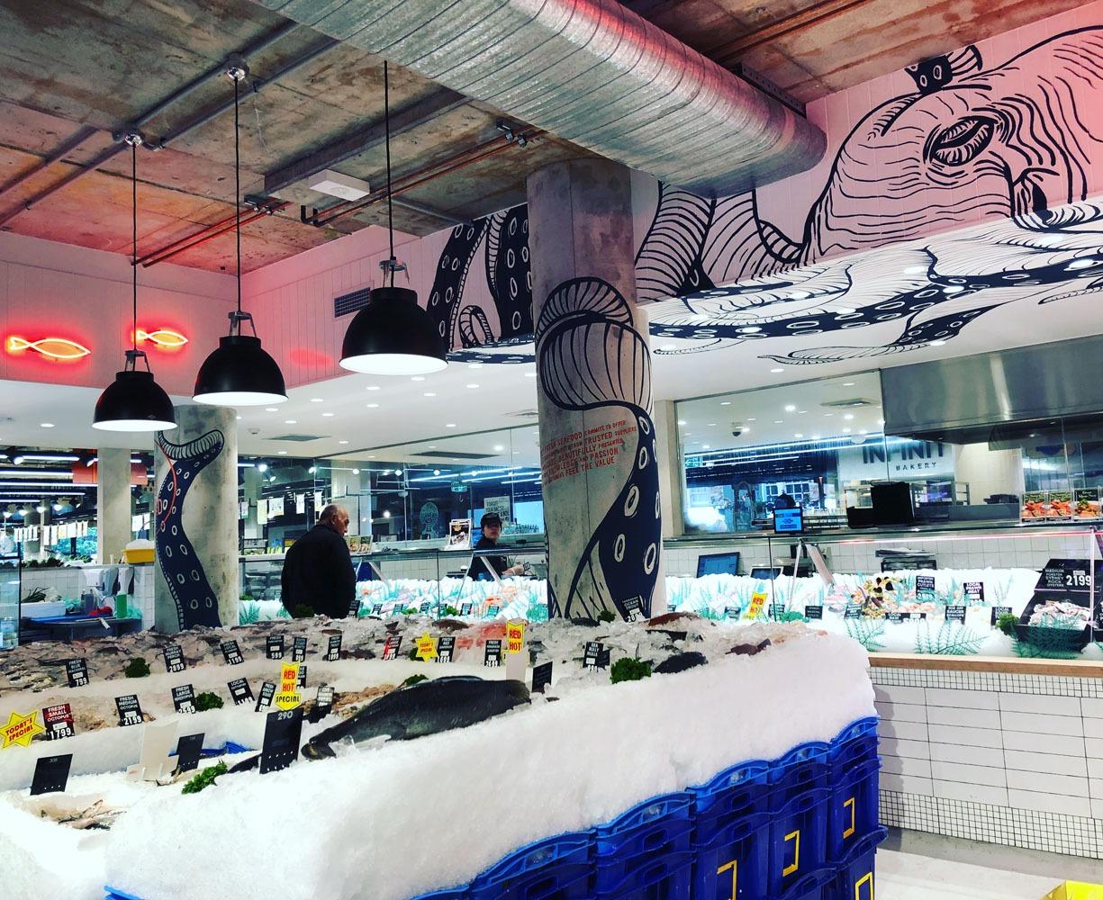 the-art-of-wall-sydney-fresh-seafood-harris-farm-lindfield-octopus-mural-6