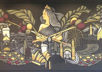 Starbucks Head Office Melbourne