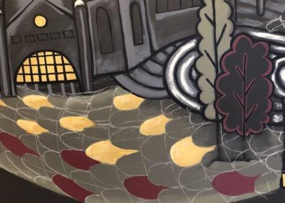 the-art-of-wall-starbucks-office-mural-melbourne-sydney-brisbane-wall-art-closeup