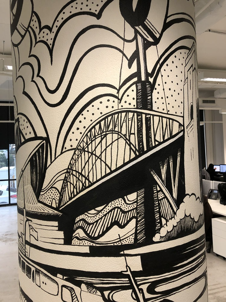 the-art-of-wall-appointment-group-column-mural-sydney-landmarks-wall-art-10