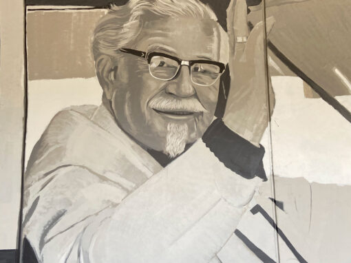 Colonel Sanders KFC