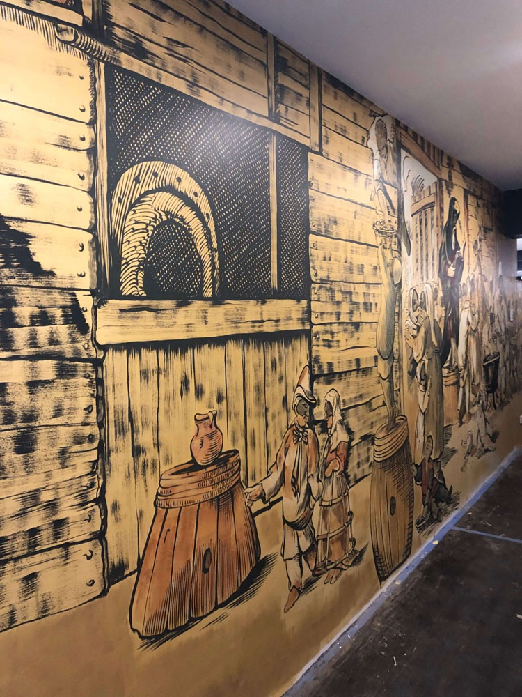 the-art-of-wall-pizza-riccardo-mural-pulcinella-northern-beaches-mural-wall-art-2