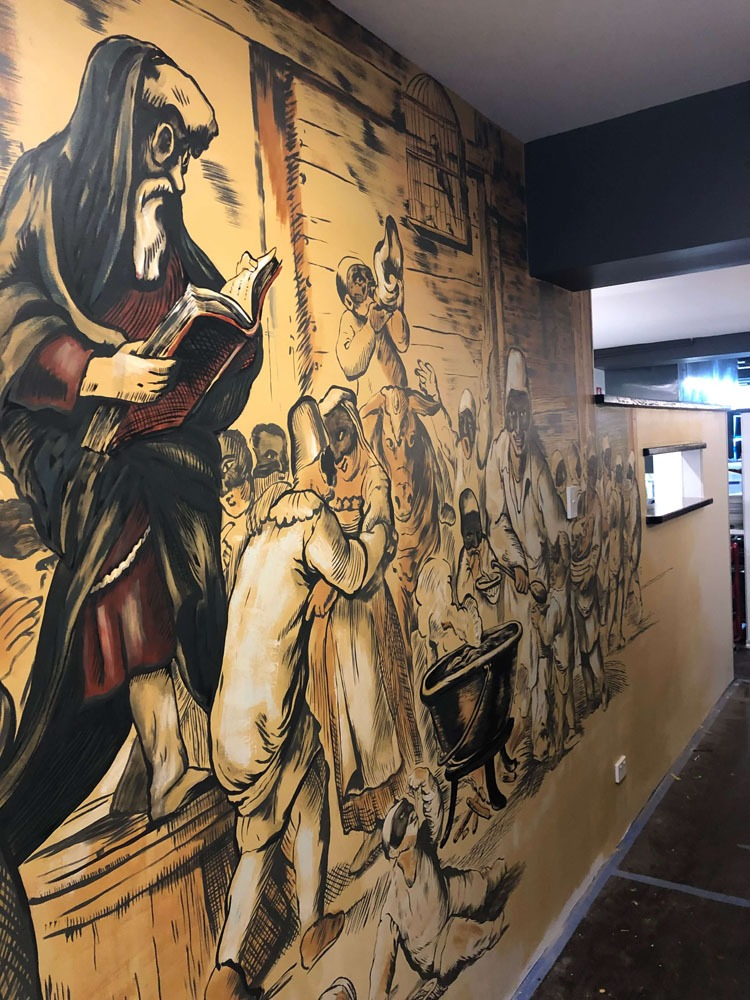 the-art-of-wall-pizza-riccardo-mural-pulcinella-northern-beaches-mural-wall-art-4