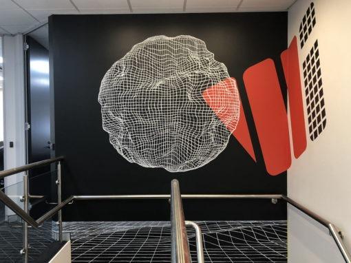 Office Mural